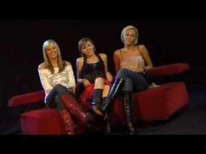 Atomic Kitten Interview Germany