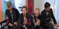 Coldplay Interview 2008