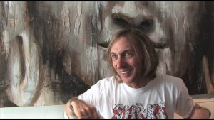 David Guetta Interview Ibiza