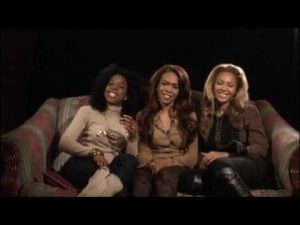 Destiny's Child Interview Germany