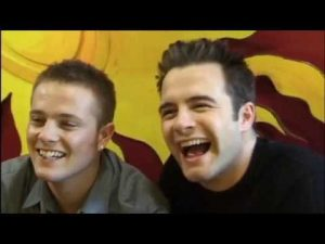 Westlife Interview