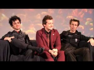 Green Day Interview 2005 in Germany