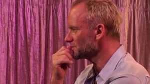 Sting Interview from 2003 about Music and Life
