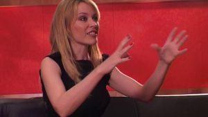 Kylie Minogue Interview 2003 12 06