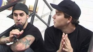Blink-182 Interview in July  2001