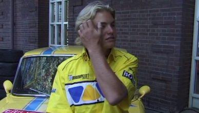 Nico Rosberg - The Interview NInja